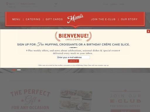 Mimi S Cafe In Albuquerque