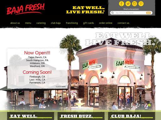 Baja Fresh Hours >> Baja Fresh Mexican Grill Irvine Ca 2540 Main Street Hours