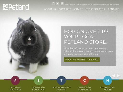 Petland - Largo, FL - 10500 Ulmerton Rd   Hours & Map by