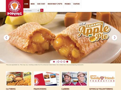 Popeyes Louisiana Kitchen Baltimore Md 2157 Patapsco