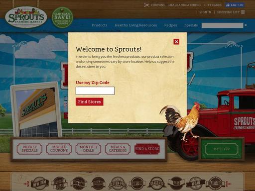 Sprouts Farmers Market - Phoenix, AZ - 2824 E  Indian School