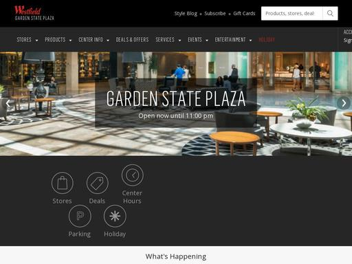 030b49ad82c Westfield Garden State Plaza - Paramus, NJ - One Garden State Plaza ...