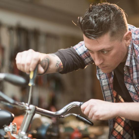 Pat's Bike Shop