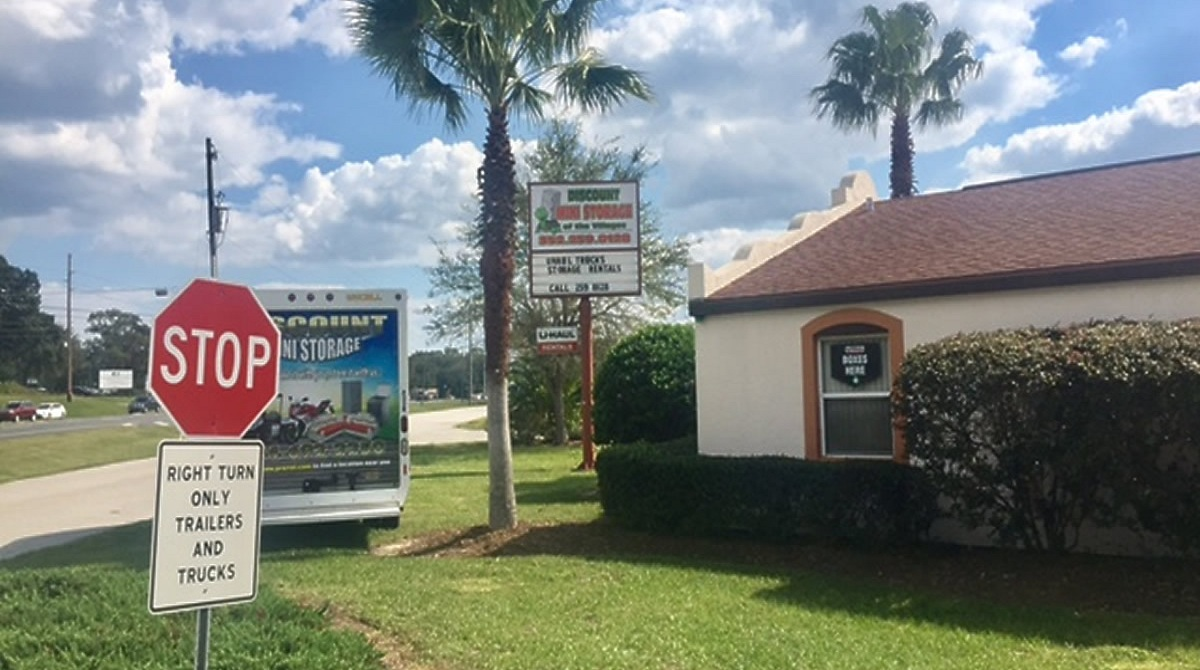 Discount Mini Storage of The Villages in Lady Lake, FL