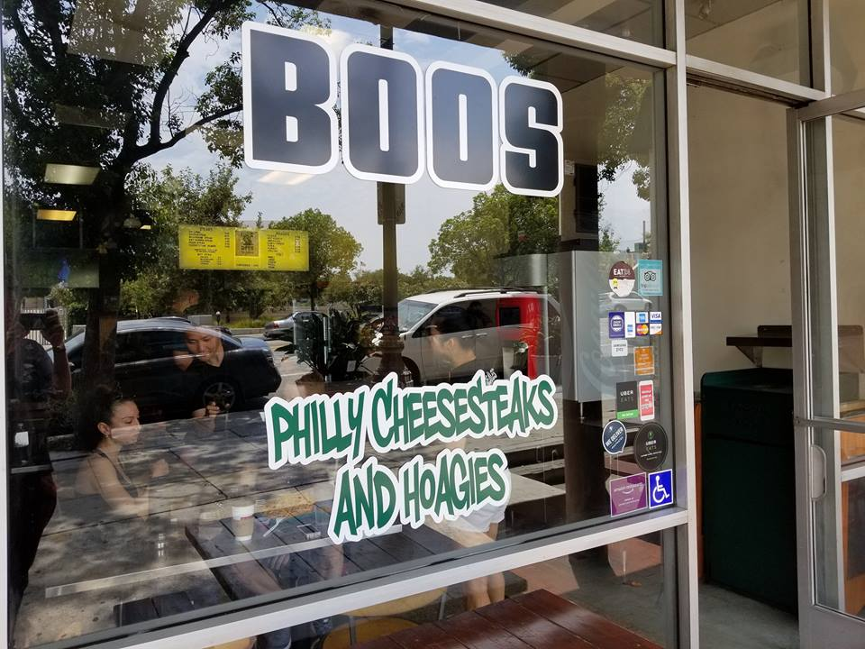 Boo's Philly Cheesesteaks Silverlake