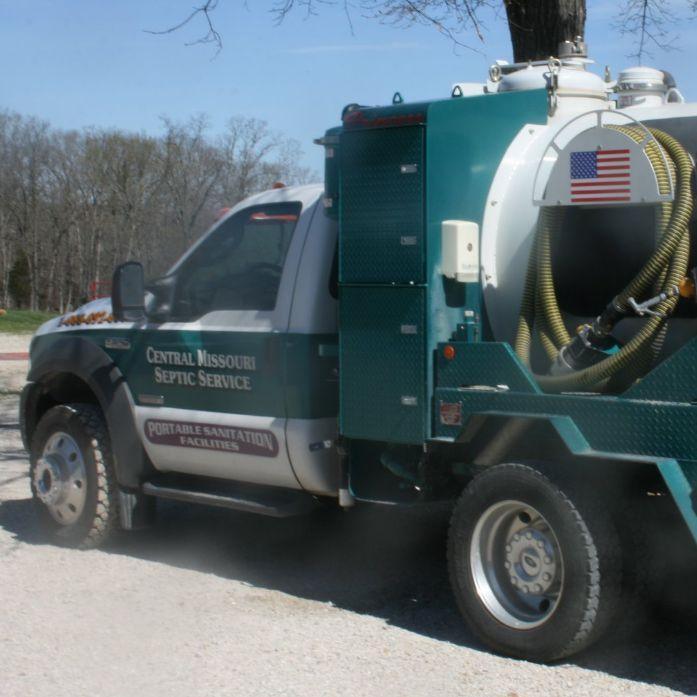 Central Missouri Septic Service Inc