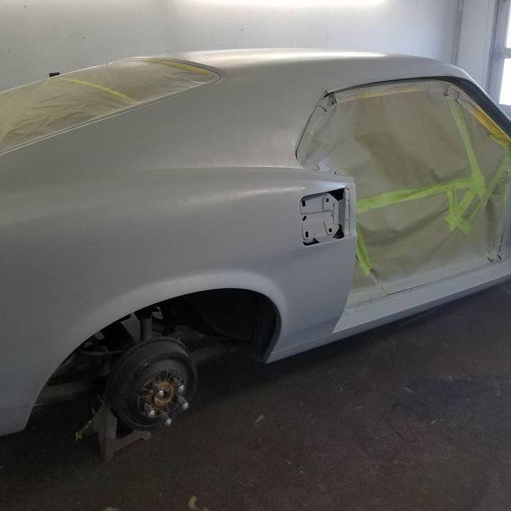 Jeff Shoenfelts Custom Auto Body