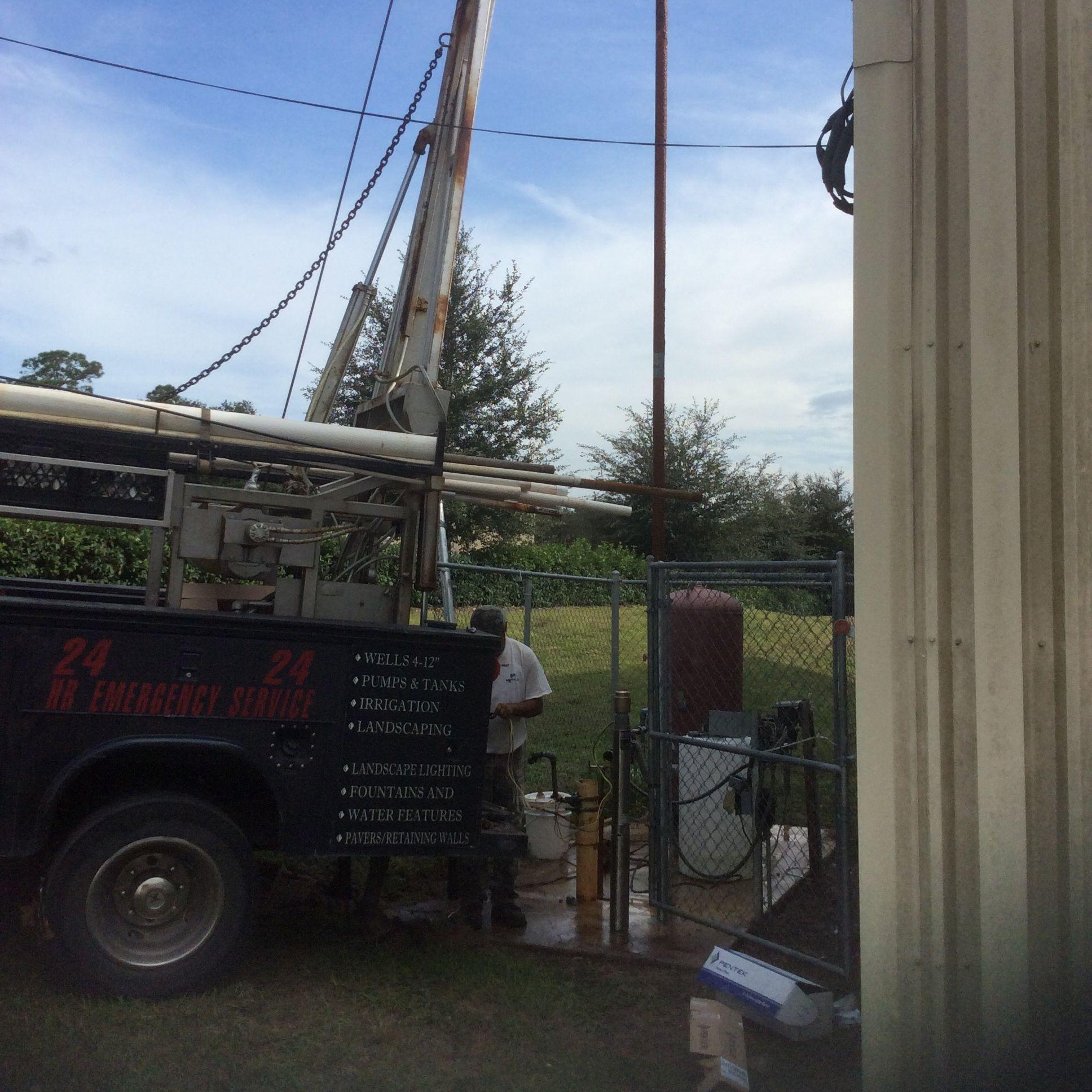 Blackwelder Pump & Irrigation