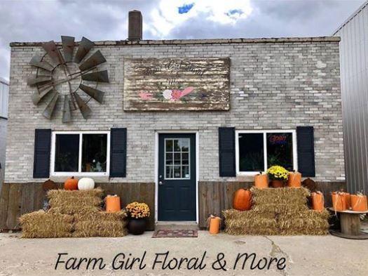 Farm Girl Floral