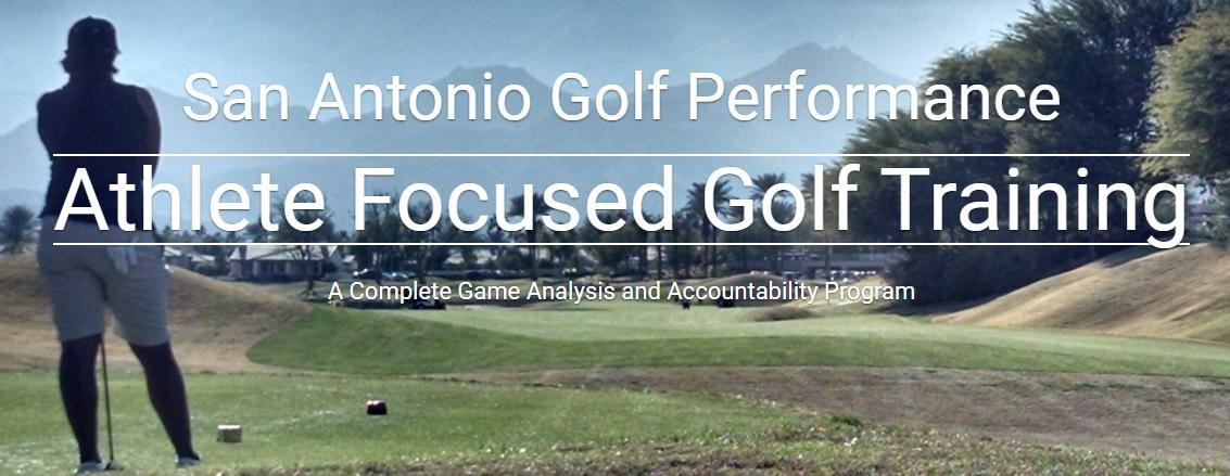 San Antonio Golf Performance