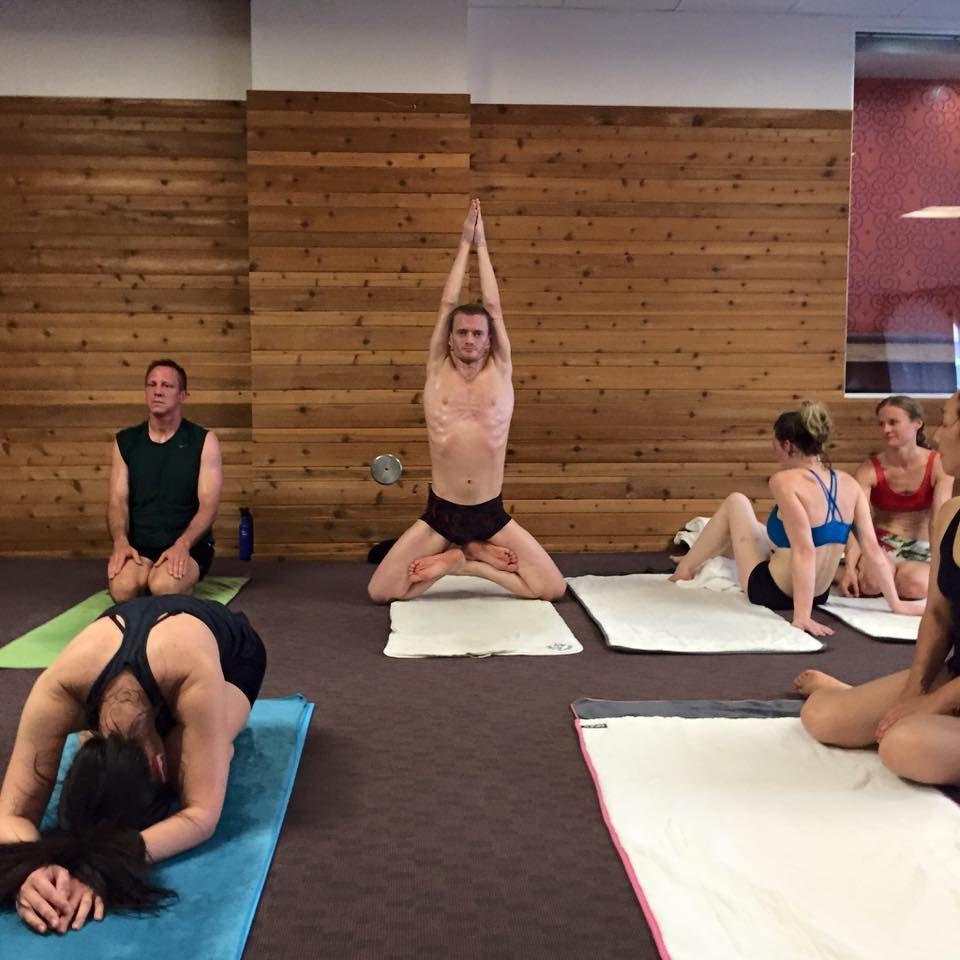 Hot Yoga Detroit