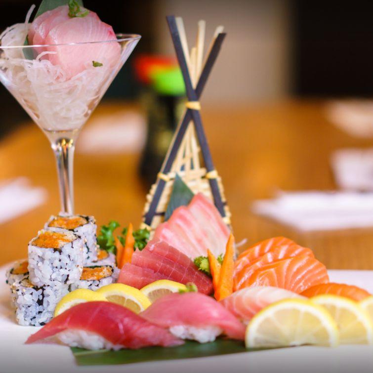 Ichiban Sushi & Ramen