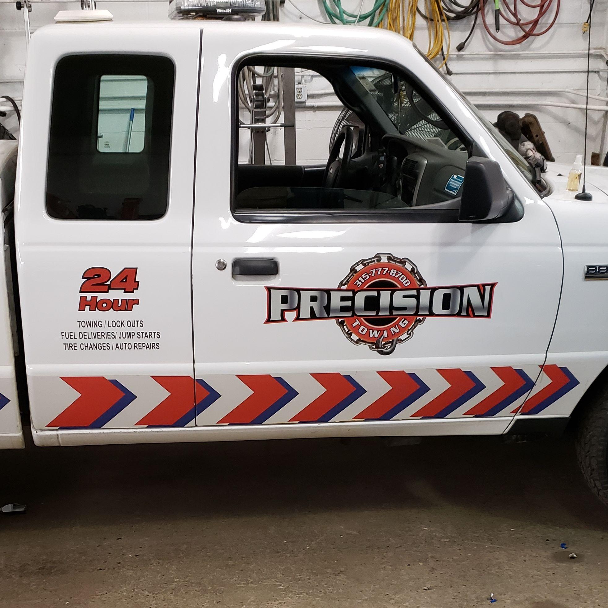 Precision Towing & Auto Worx