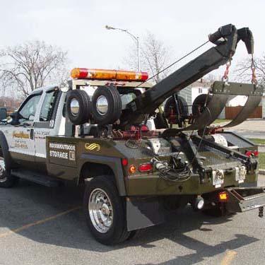 Mann's Wrecker Service