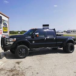 Custom Truck & Wheel