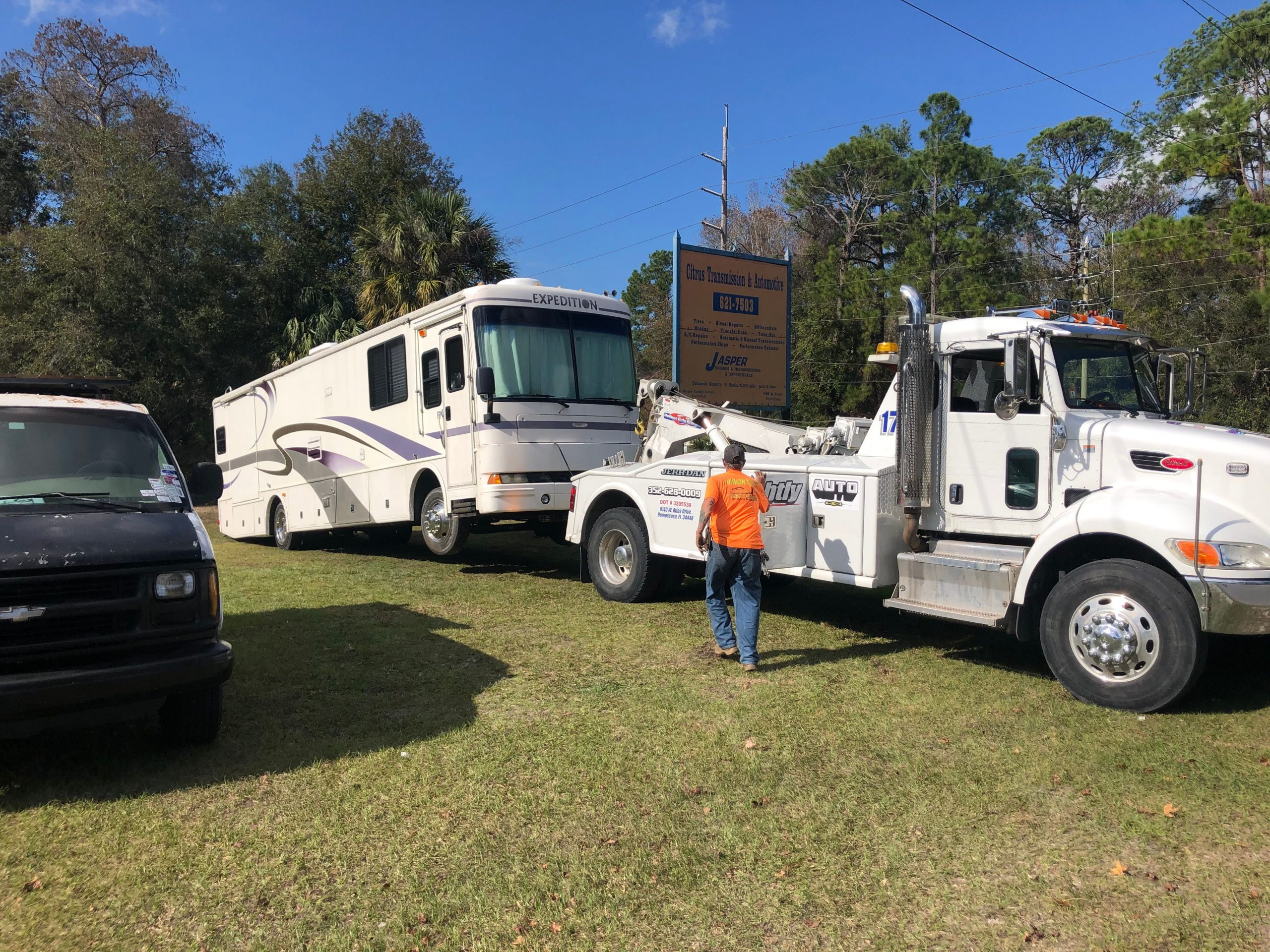 Knightly Towing Inc