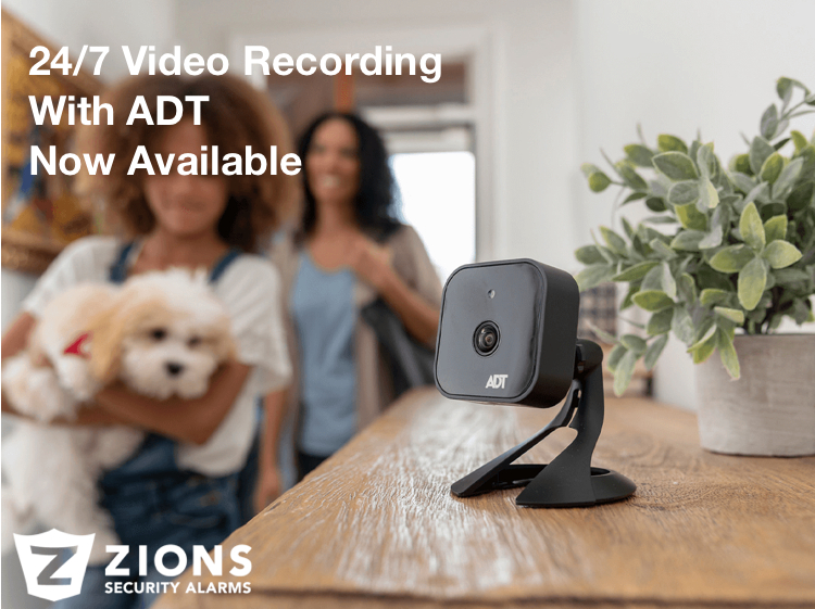 Zions Security Alarms – ADT Authorized Dealer