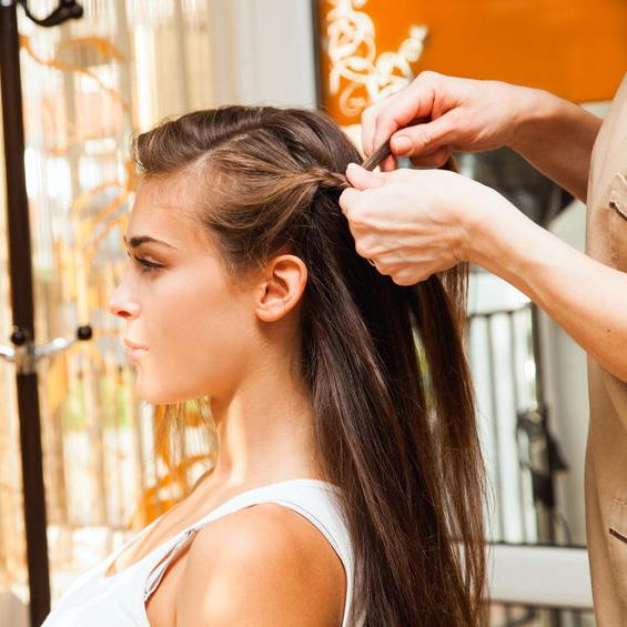 Elegant Dominican Beauty Salon