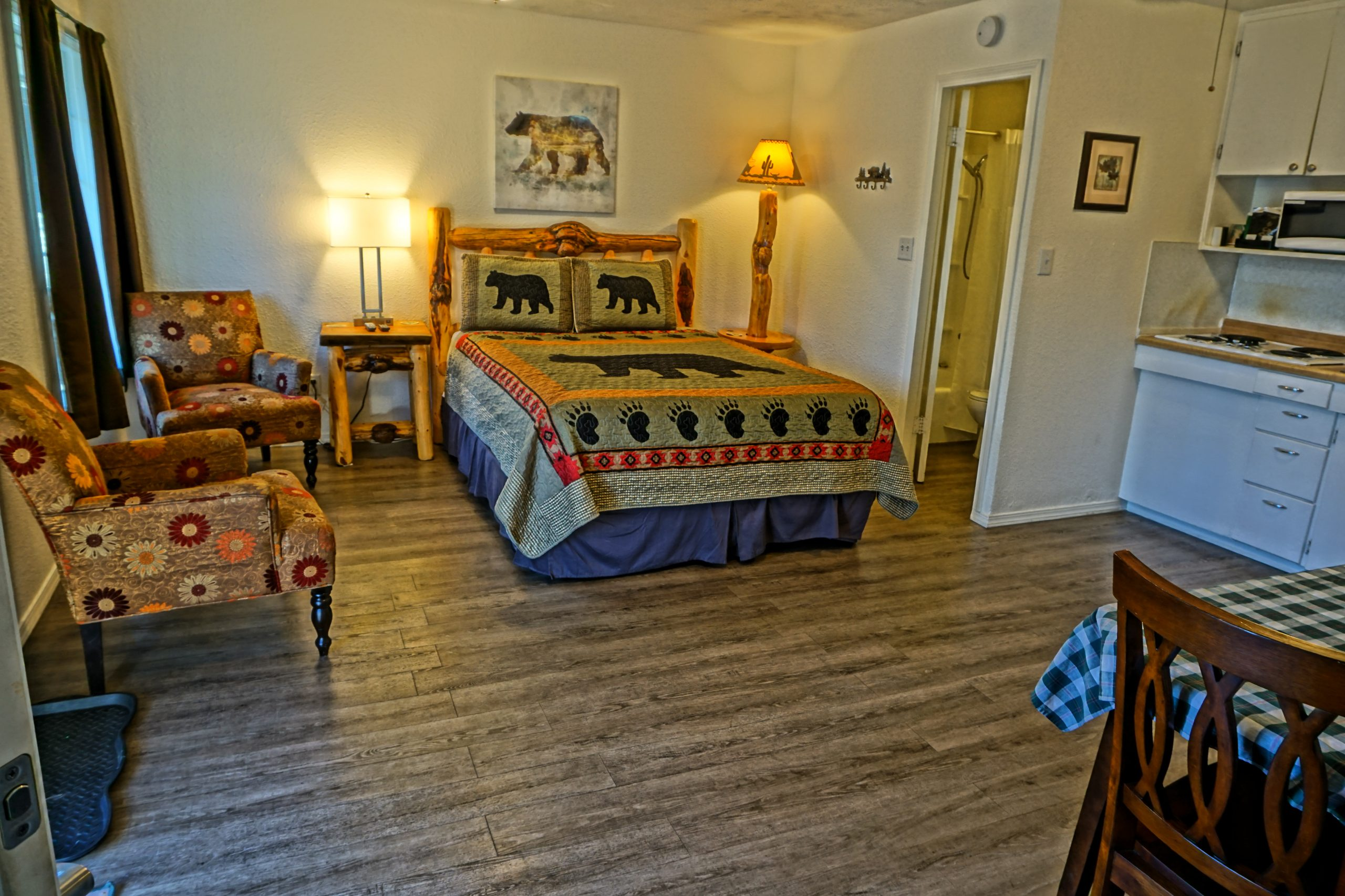 Arbor Inn Motel-Oakridge Oakridge RV Park