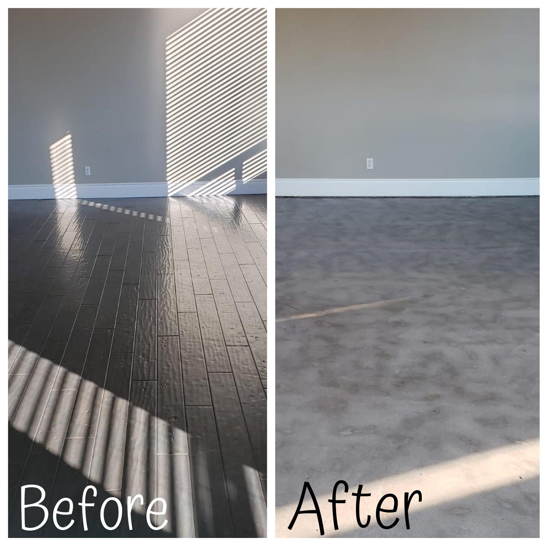 DustSharkz Dust Free Tile Removal