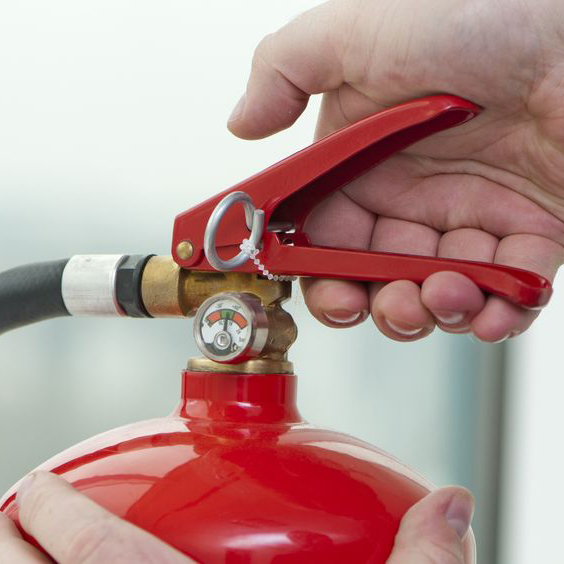 Pyrene Fire Protection