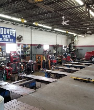 Hoover Wheel Alignment