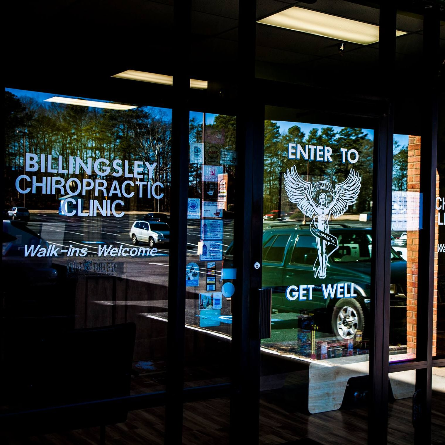 Billingsley & Luckett Chiropractic Life Center