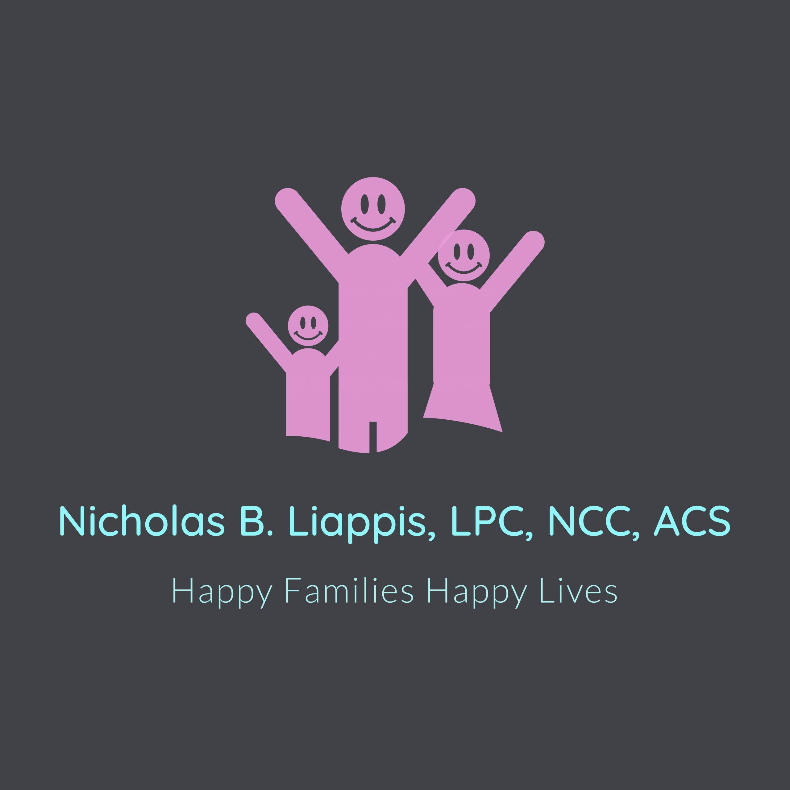 Nicholas B. Liappis, LPC, NCC, ACS