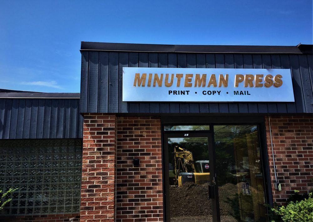 Minuteman Press – Colchester
