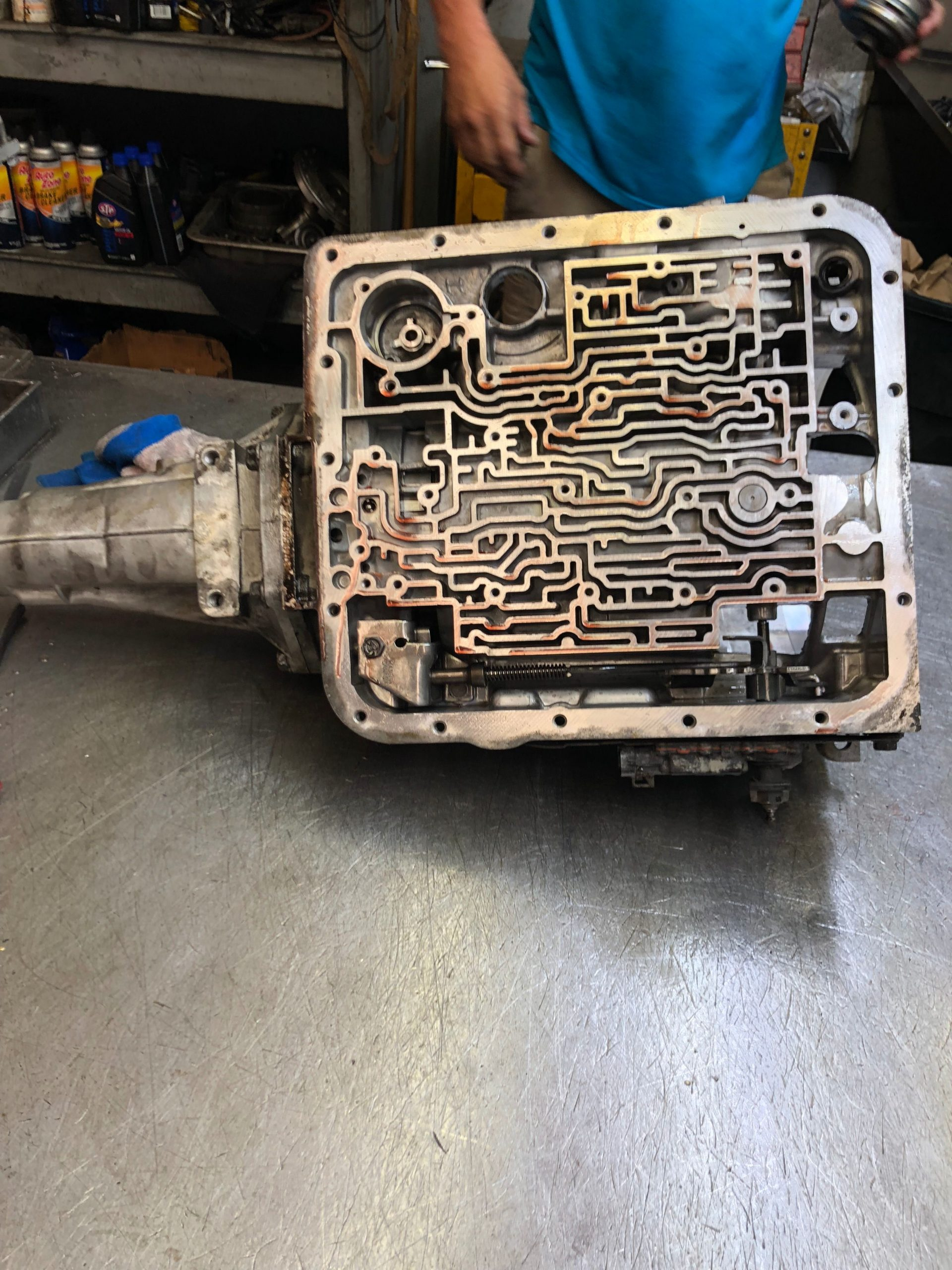 Carter's Automatic Transmission Service