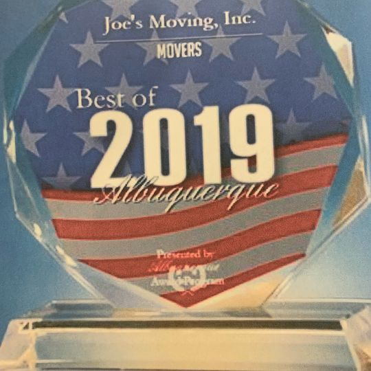 Joe's Moving, LLC
