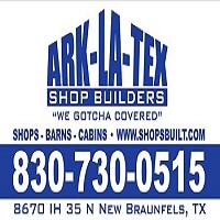 Ark-La-Tex Shop Builders of Texas