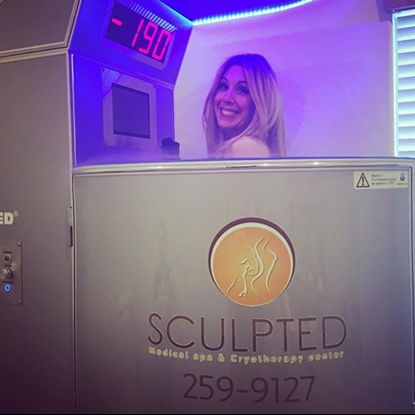 Sculpted Medical Spa & Cryotherapy Center