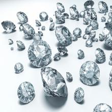 Pave Diamonds
