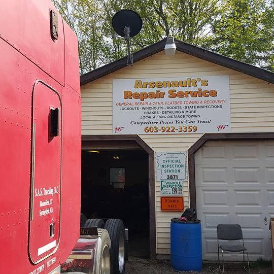 Arsenault's Repair Service