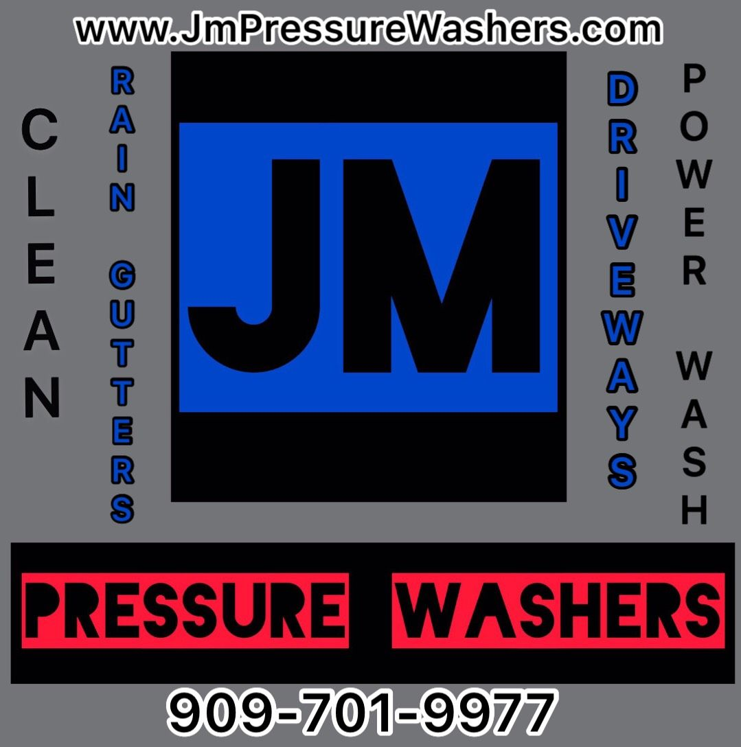 JM Pressure Washers