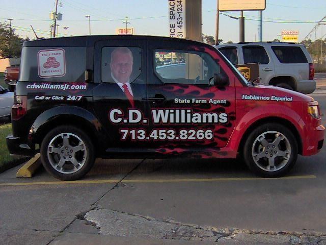 C.D. Williams – State Farm Insurance