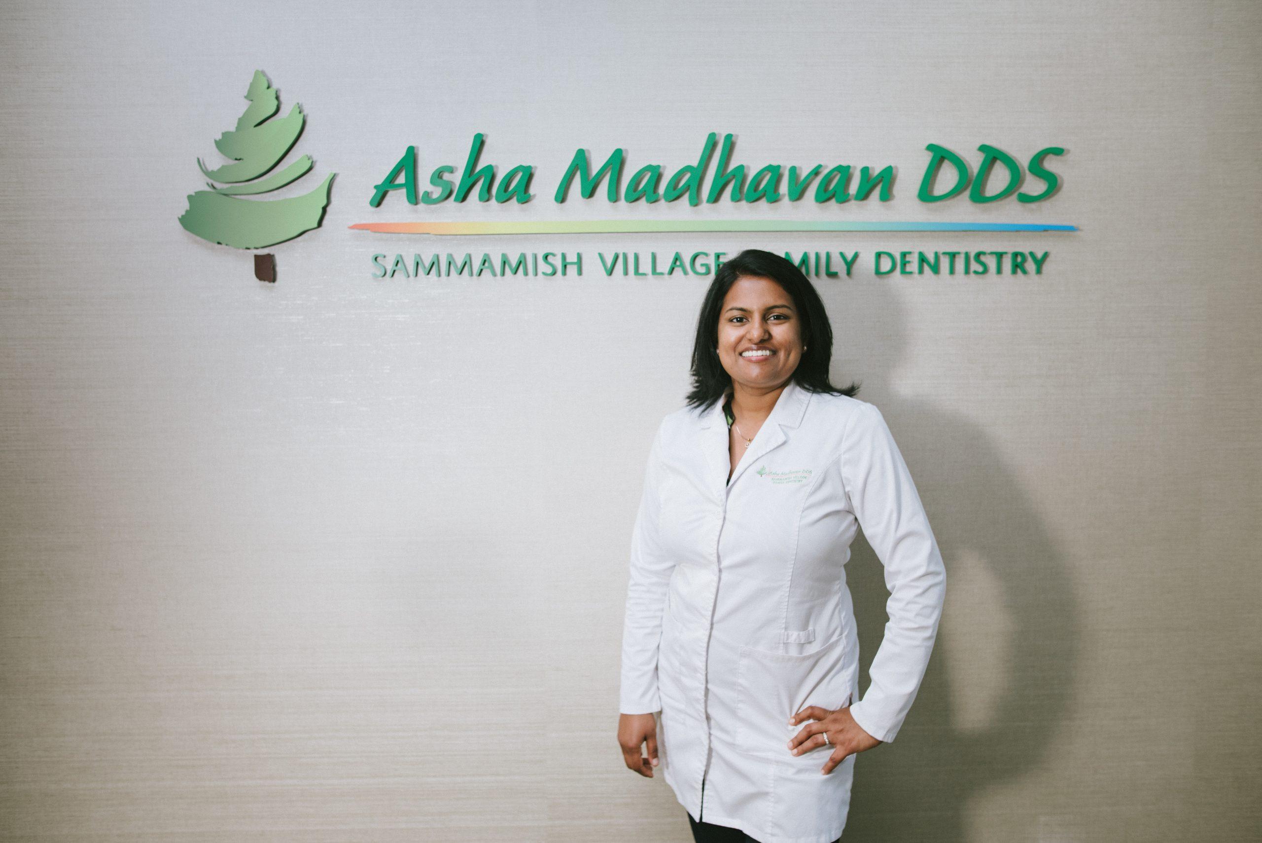 Asha Madhavan DDS