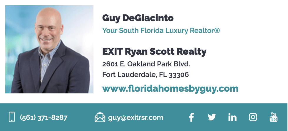 Florida Homes by Guy – Real Estate Agent in South Florida