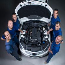 A2Z Collision And Custom Coatings