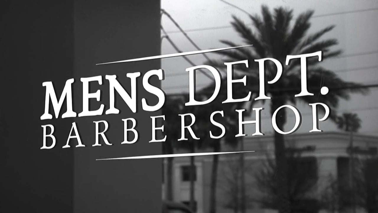 Men's Dept. Barbershop