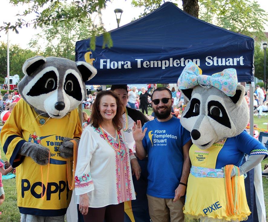 Flora Templeton Stuart Accident Injury Lawyers