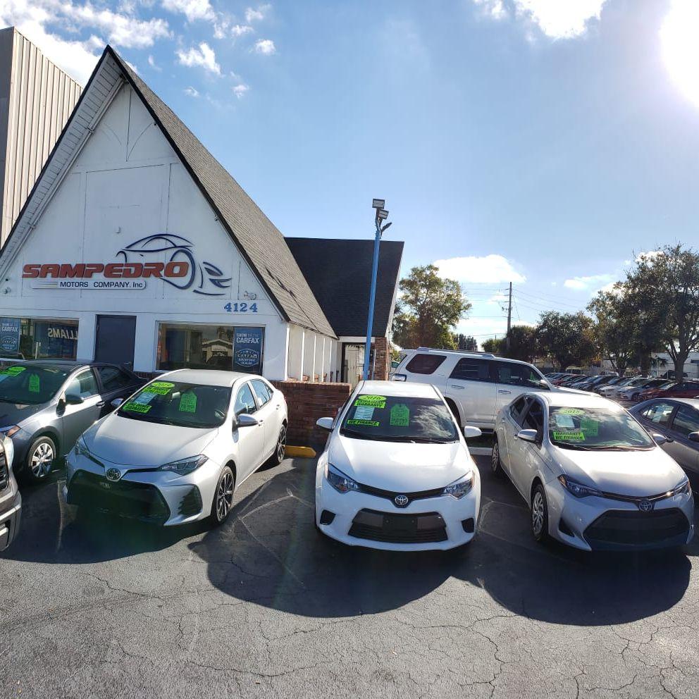 Sampedro Motors Company Inc.