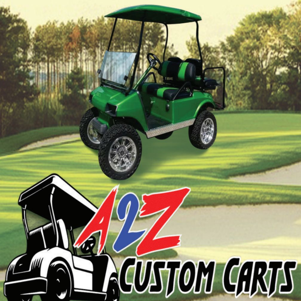 A 2 Z Custom Carts
