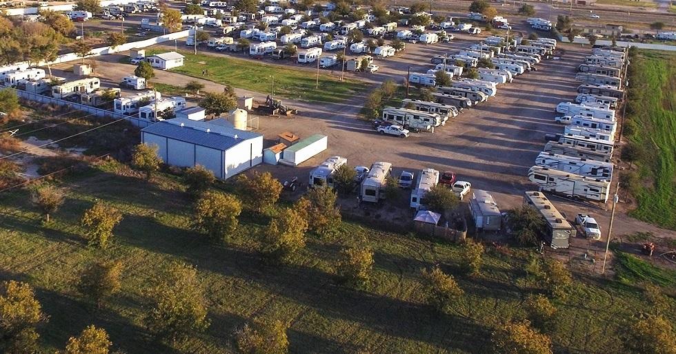 Stanley RV Park in Midland TX
