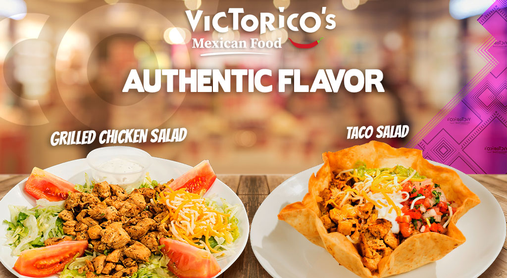 Victorico's Mexican Food