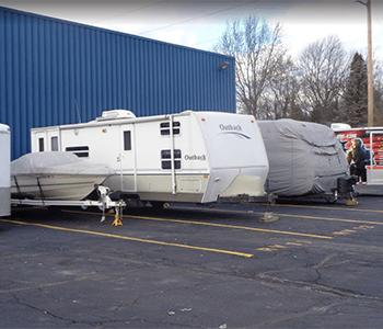 Store Space Self Storage – Battle Creek, MI