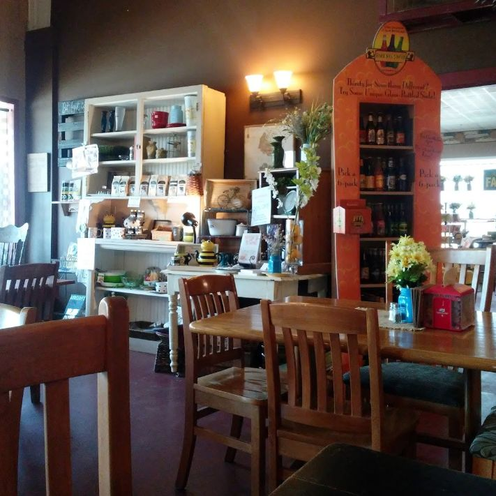 The Gathering/Front Porch Cafe