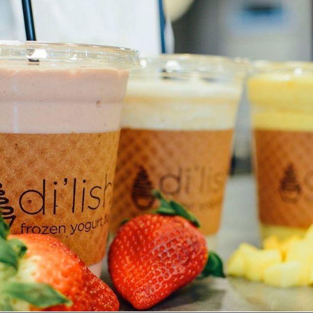 Di'lishi Yogurt* Coffee* Smoothies- Freeport