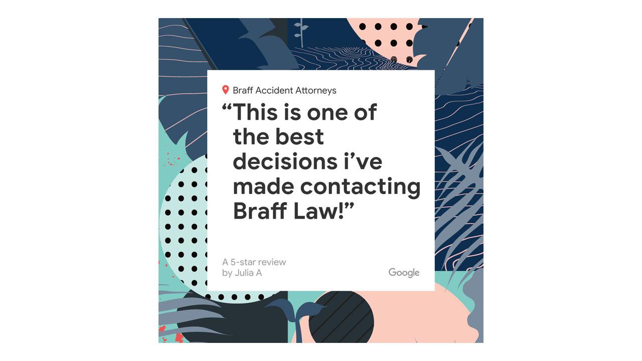 Braff Accident Attorneys